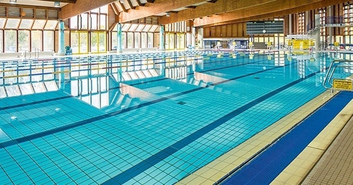 Schwimmhalle Karlsruhe