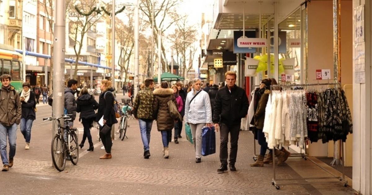 Verkaufsoffener Sonntag In Baden Baden