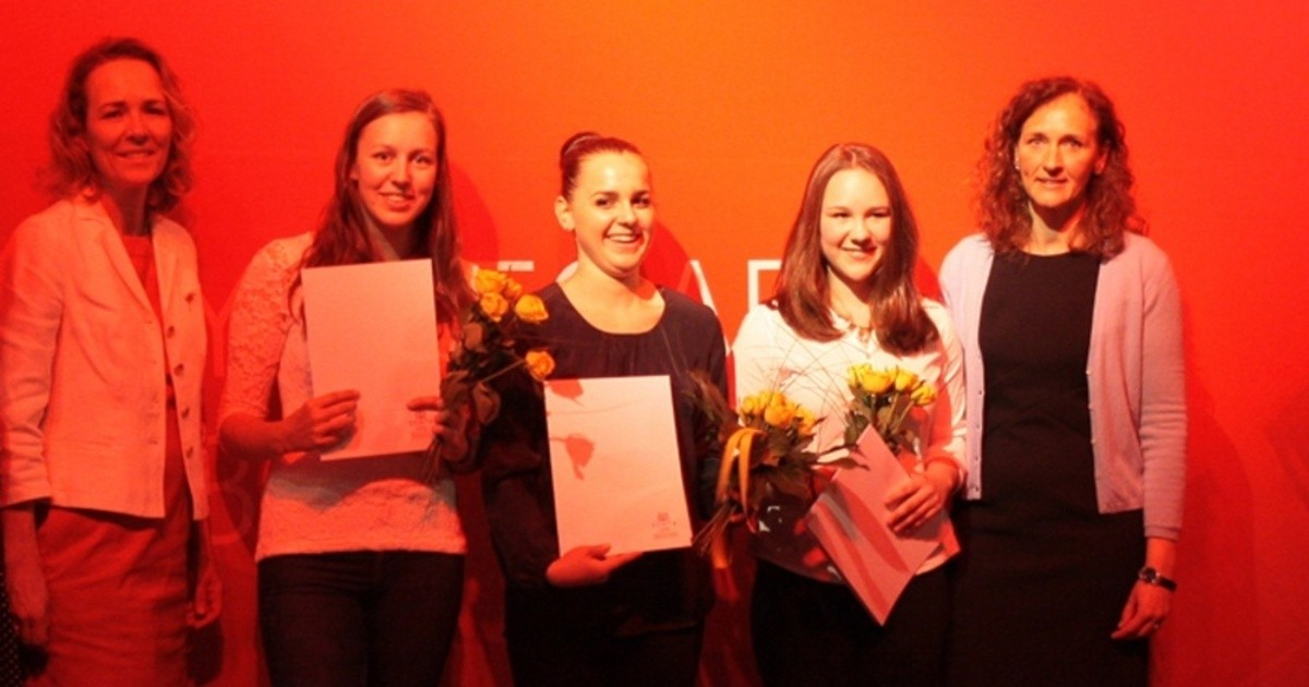 Auszeichnung für junge Frauen in Pforzheim | Baden TV