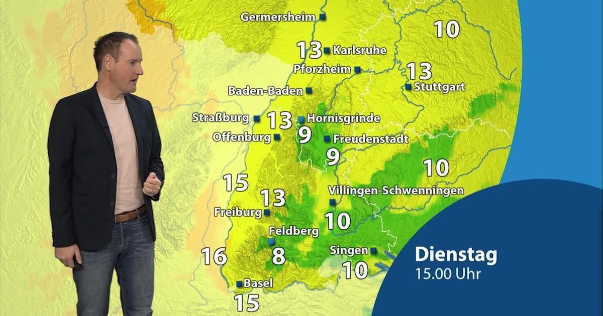 Wetteraussichten Baden Württemberg