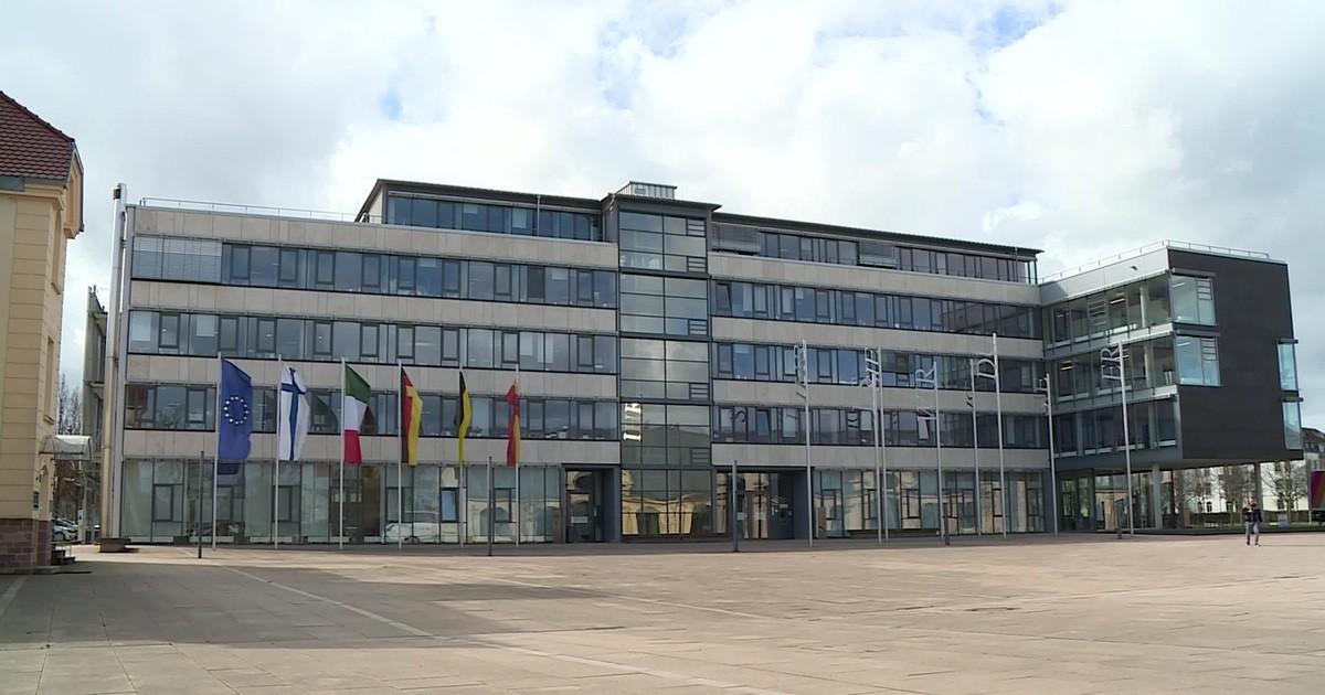 Ausgangsperre Karlsruhe
