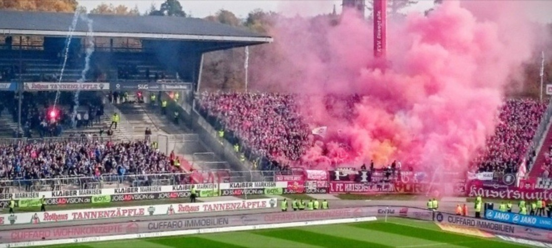 Ksc Vs Kaiserslautern