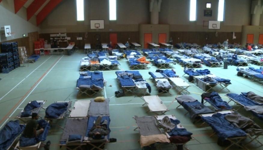 Notunterkunft Karlsruhe