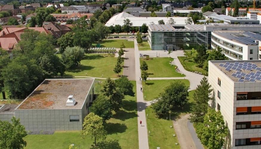 Städtische Krankenhaus Karlsruhe
